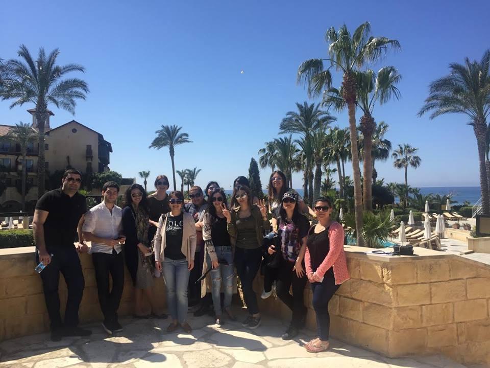 FAM TRIP TO CYPRUS